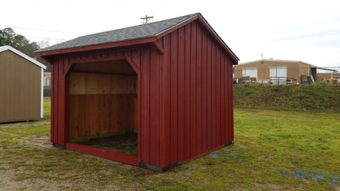 x RUN IN SHED RED PEWTER GREY IMG WA