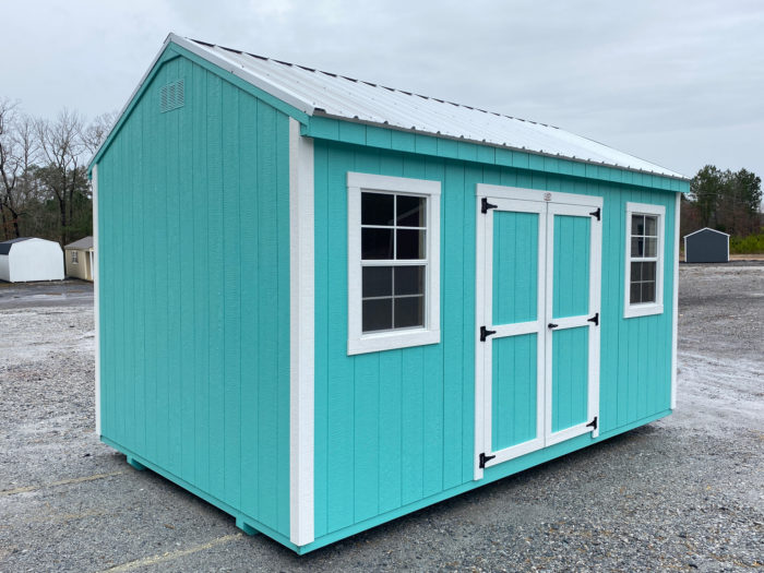 FB FISHER BARNS X WORKSHOP OCEAN BLUE GALVALUME Outside Photo