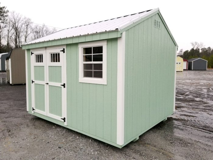 FB FISHER BARNS X WORKSHOP COOL MINT WHITE GALVALUME Outside Photo Mar