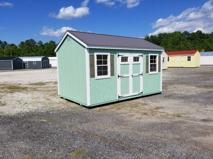FB FISHER BARNS X CLASSIC MINT WHITE CHARCOAL Outside Photo May