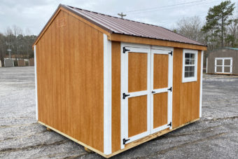 FB FISHER BARNS X WORKSHOP CEDAR WHITE BROWN Outside Photo