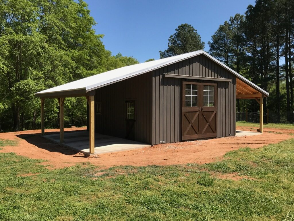 Custom Horse Barns In South Carolina Fisher Barns