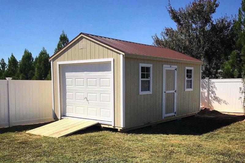 portable garages in greenville south carolina