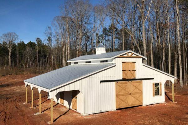 lancaster horse barns in greenville south carolina