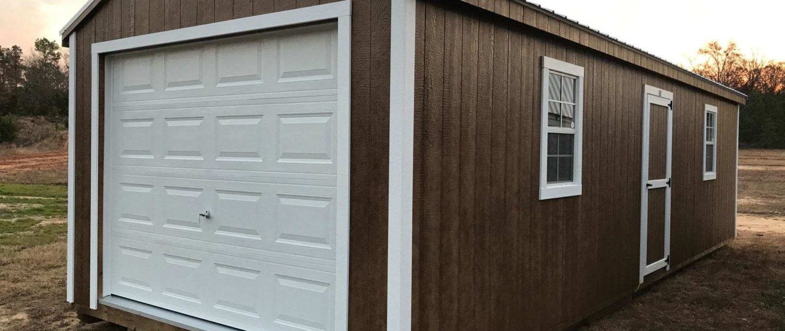 portable garage guide