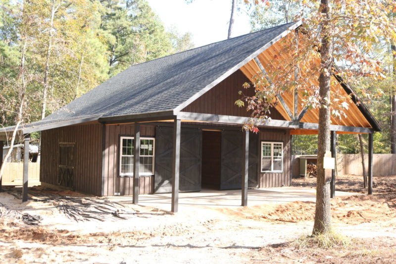 high country horse barn for sale