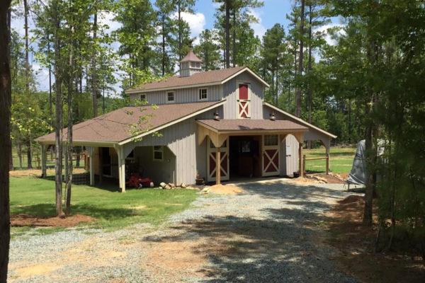 monitor horse barn for sale in greenwood south carolina