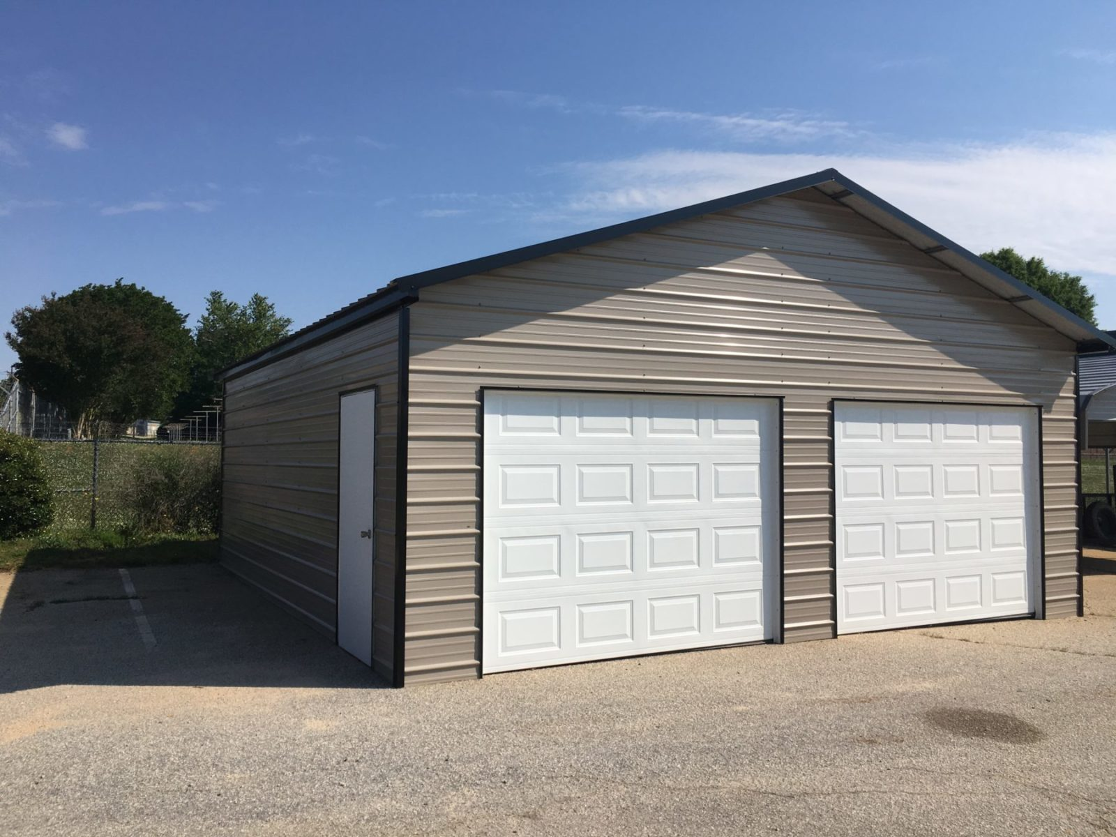Portable Garages For Sale >> Portable Garages Store Your Atv Mower And More Fisher