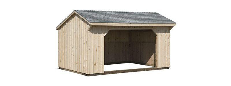 horse barns run in