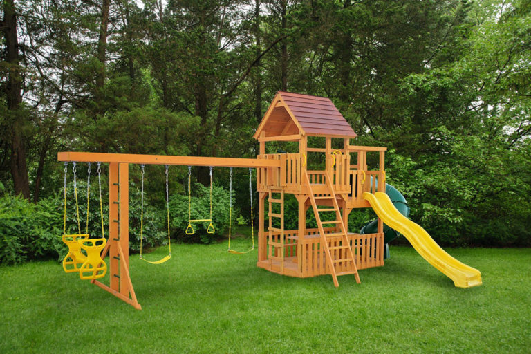 lookout tower kids playsets for sale in south carolina by fisher barns