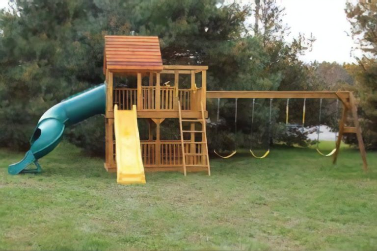watch tower kids playsets for sale by fisher barns near greenwood south carolina