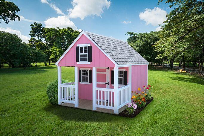 captivation cottage playhouse for sale near greenwood south carolina