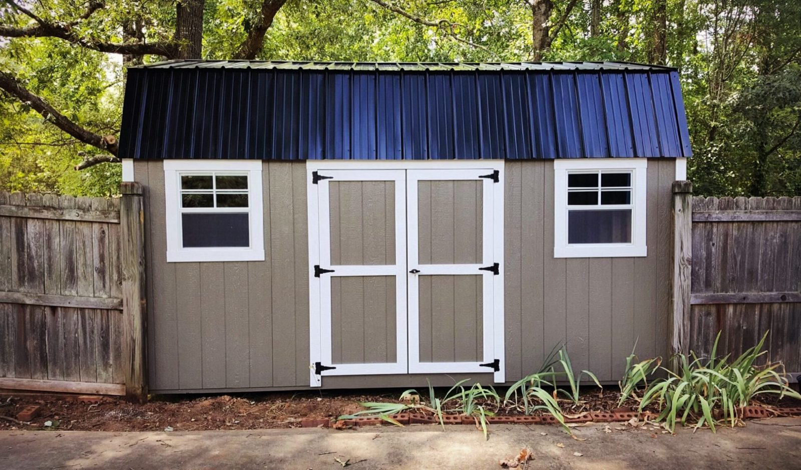 shed warranties fisher barns